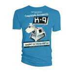 Camiseta Doctor Who de homem - Design: K-9 your very own robot dog