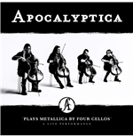 Vinil Apocalyptica - Plays Metallica - A Live Performance (4 Lp)