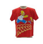 Camiseta Os Simpsons 337855