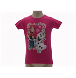 Camiseta Frozen 337894