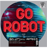 Vinil Red Hot Chili Peppers - Go Robot / Dreams Of A Samurai (Rsd 2017)