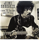 Vinil Jimi Hendrix - Live At Cafe' Au Go Go, New York City (2 Lp)