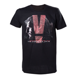Camiseta Metal Gear 340391