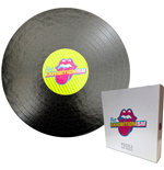 Quebra-cabeça The Rolling Stones - Design: Exhibitionism Record Round