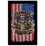 Poster Guns N' Roses - Design: Flag
