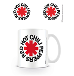 Caneca Red Hot Chili Peppers 343214