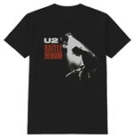 Camiseta U2 unissex - Design: Rattle & Hum
