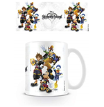 Caneca Kingdom Hearts 344456