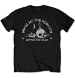 Camiseta Bring Me The Horizon unissex - Design: Happy Song