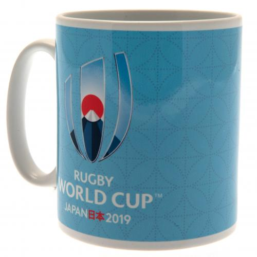 Caneca Copa do Mundo de Rugby Union 2019