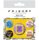 Broche Friends 345373