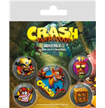 Broche Crash Bandicoot  345385
