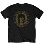 Camiseta The Rolling Stones unissex - Design: Keith for President