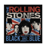 Logo The Rolling Stones - Design: Black & Blue