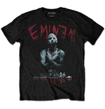 Camiseta Eminem unissex - Design: Bloody Horror