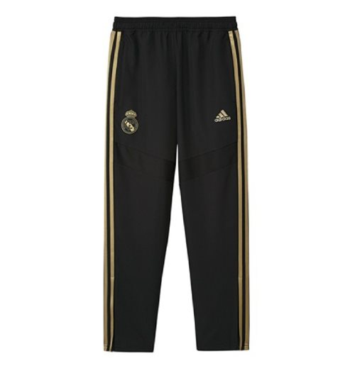 Calça Real Madrid 2019-2020 (Preto)
