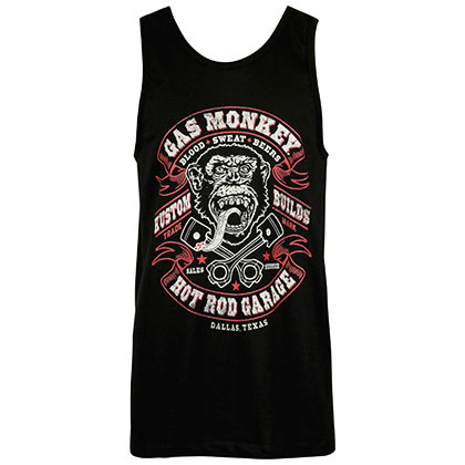 Top Gas Monkey Garage de homem