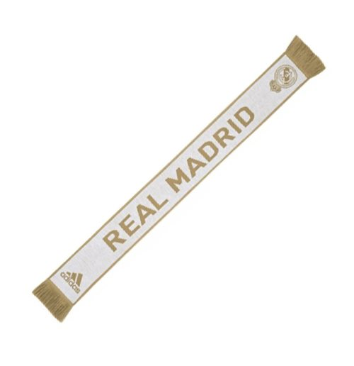 Cachecol Real Madrid 2019-2020 (Branco)