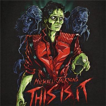 Compra Camiseta MICHAEL JACKSON Zombie Thriller Original 6c56ecb418ad6