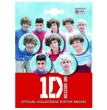 Broche One Direction - Design: One Direction