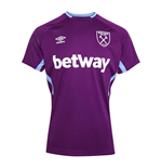 Camiseta 2018/2019 West Ham United 351048