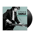 Vinil Steve Earle - Best Of Live In Concert 1988