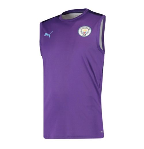 Top Manchester City FC 2019-2020 (Roxo)