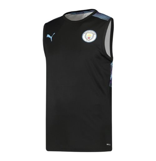Top Manchester City FC 2019-2020 (Preto)