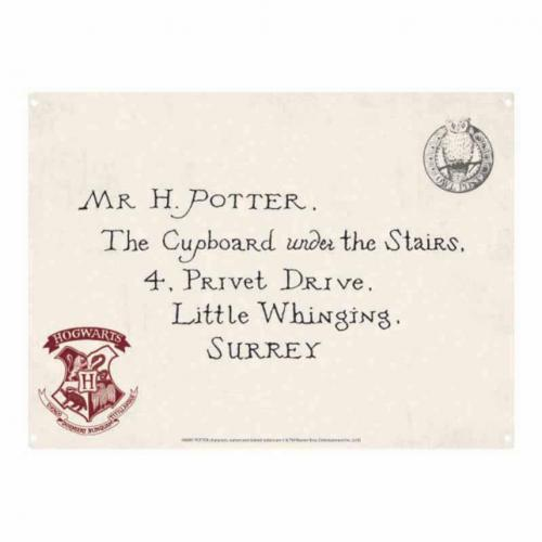 Etiqueta Harry Potter 352053