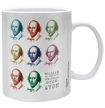 Caneca William Shakespeare 357496