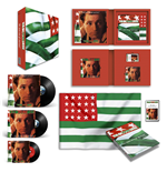 "Vinil Vasco Rossi - Non Siamo Mica Gli Americani! (40 Rplay) (Deluxe Limited Numbered Edition) (Lp+7""+Cd+K7+Book)"