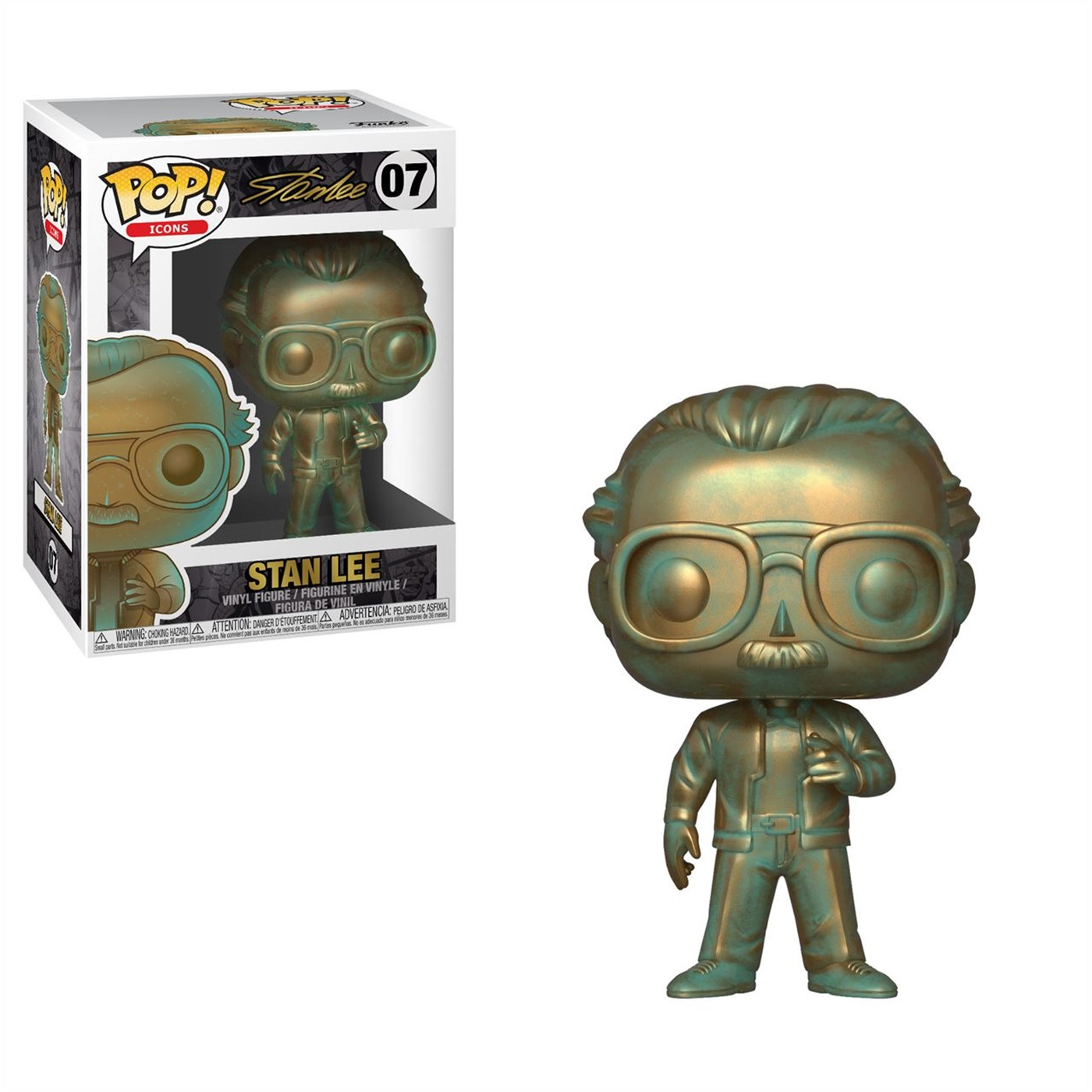 Funko Pop Stan Lee