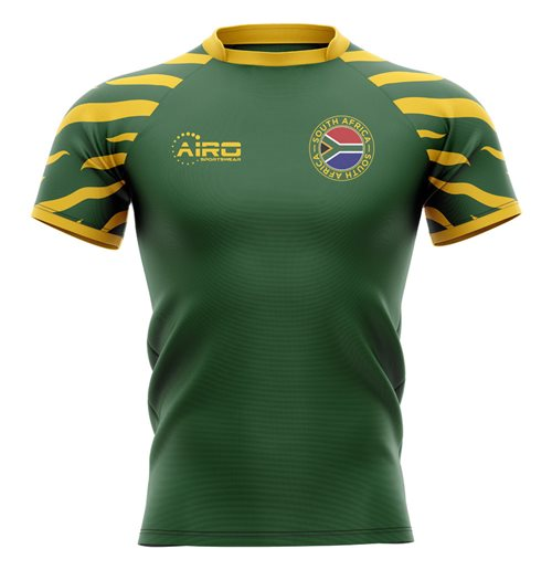 Camiseta África do Sul Rugby 2019-2020 Home