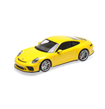 PORSCHE 911 GT3 TOURING YELLOW 2018