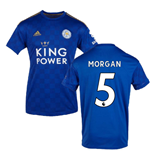 Camiseta 2018/2019 Leicester City F.C. 374767
