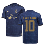 Camiseta 2019/2020 Real Madrid 2019-2020 Away personalizada