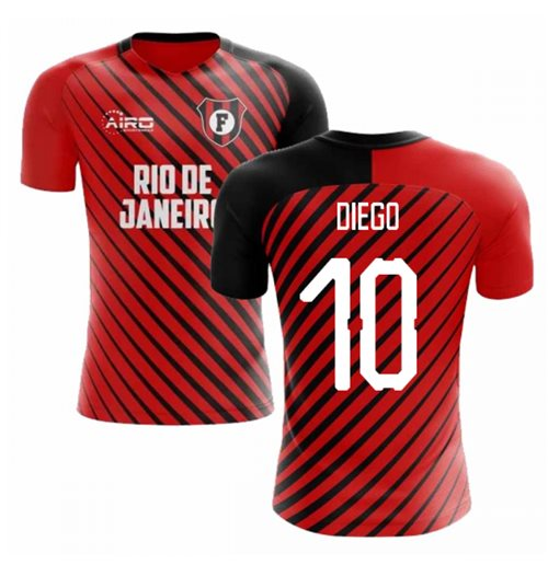 Camiseta Flamengo 2019-2020 Home