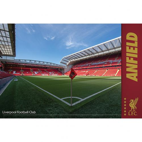 Poster Liverpool FC 384502
