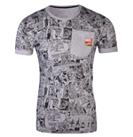 Camiseta Marvel Superheroes 386003