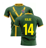 Camiseta África do Sul Rugby 2019/20