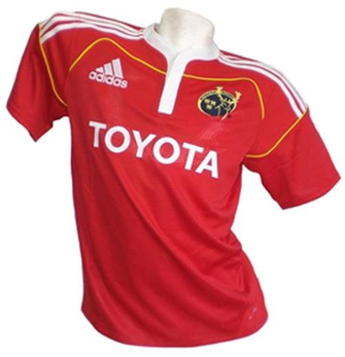 Camiseta Munster home 2011