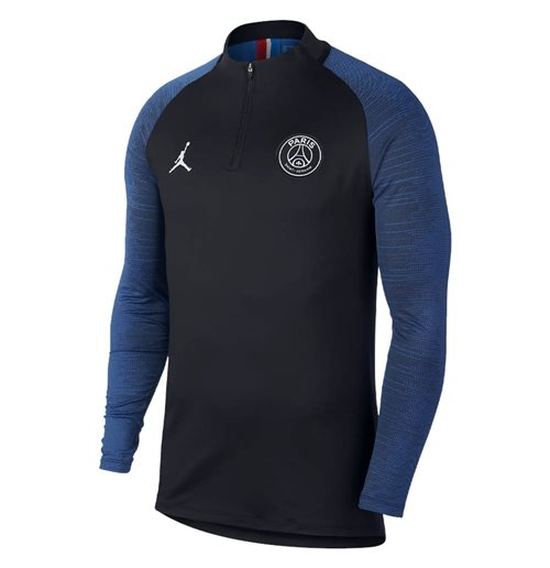 Suéter Esportivo Paris Saint-Germain 2019/20 (Preto)