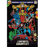 Poster Marvel Superheroes 387667