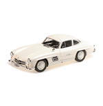 MERCEDES BENZ 300 SL W198 WHITE 1955