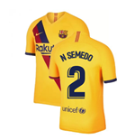 Camiseta 2019/2020 Barcelona Away