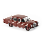 MERCEDES BENZ 190 DARK RED 1961