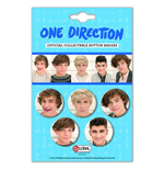 Broche One Direction 391712