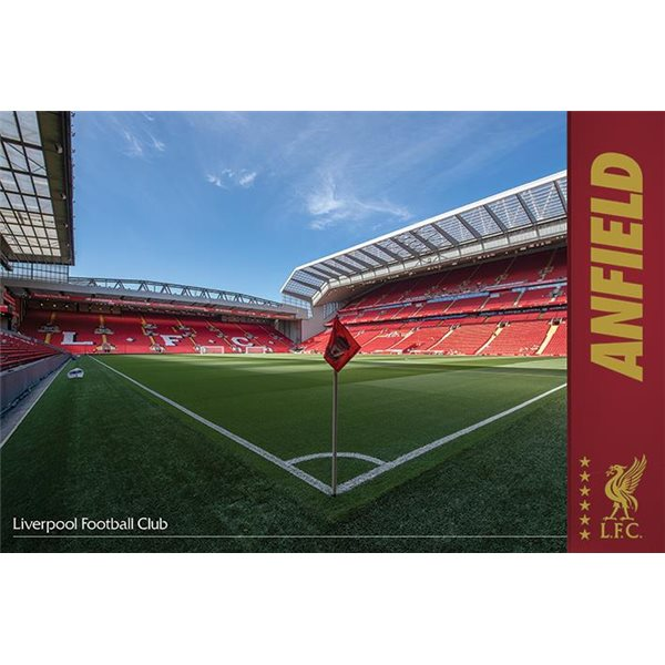 Poster Liverpool FC 391770