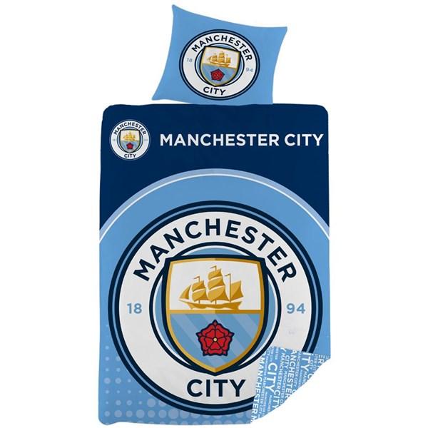 Compra Acessorio Para Cama Manchester City Fc 398379 Original