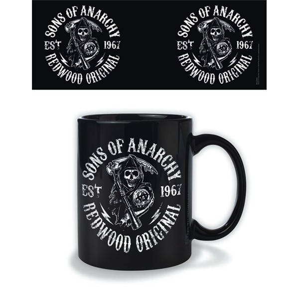 Caneca Sons of Anarchy 398759